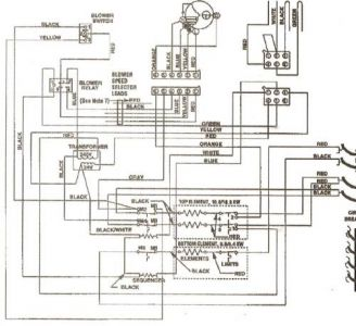 Intertherm Furnace Wiring Diagram on basic central heating wiring diagram